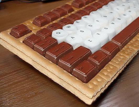 Tastiera o biscotto?