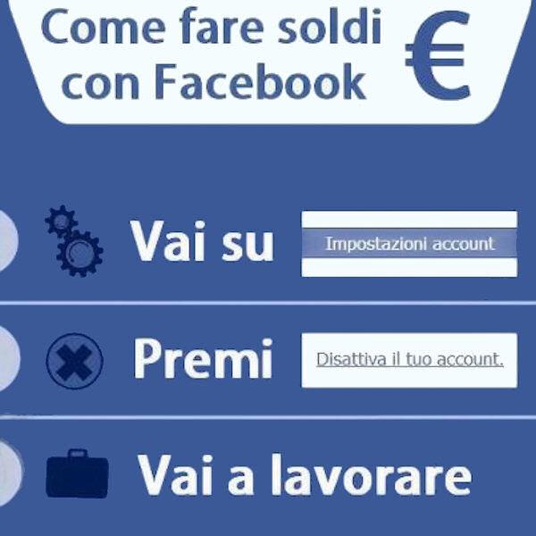 Come fare i soldi con Facebook!
