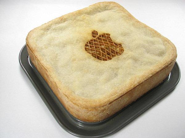 Apple cake!