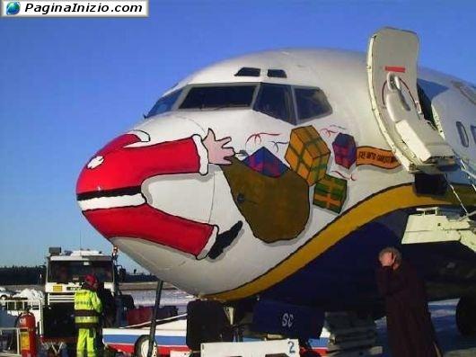 Povero Babbo Natale!