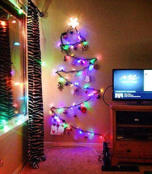 Un albero di Natale...minimal!