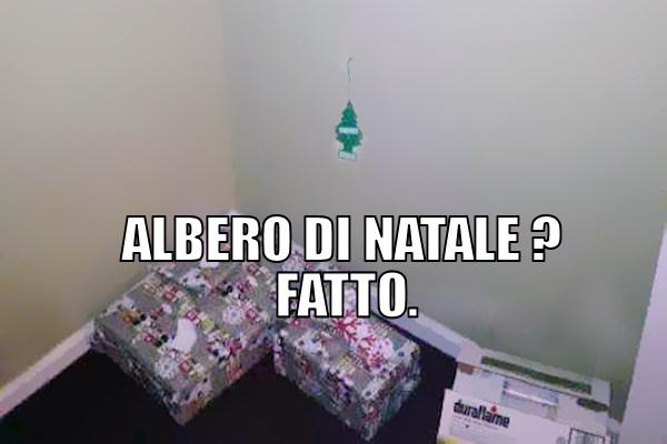 Un albero di Natale magico!