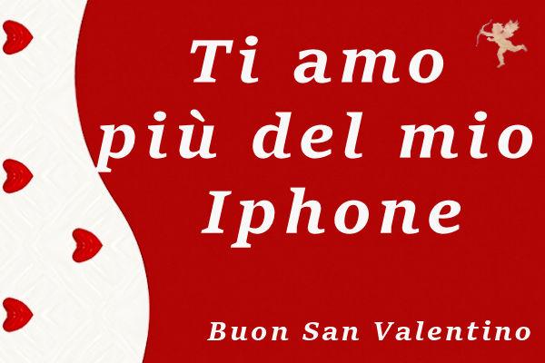 L'amore ai tempi dell'Iphone