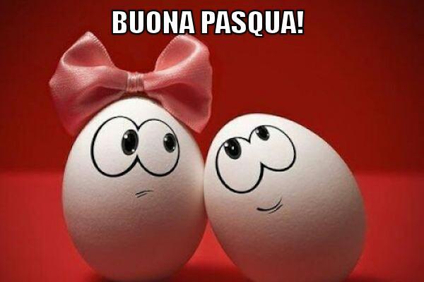 Una dolce Pasqua!
