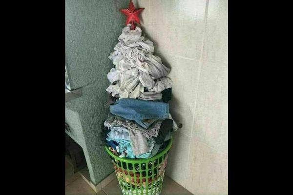 Il mio albero di Natale è differente