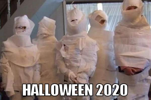 Maschere di Halloween 2020
