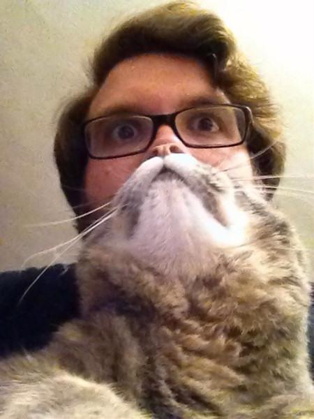 Uomo o gatto?