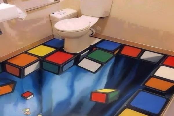 Nel vortice di Rubick