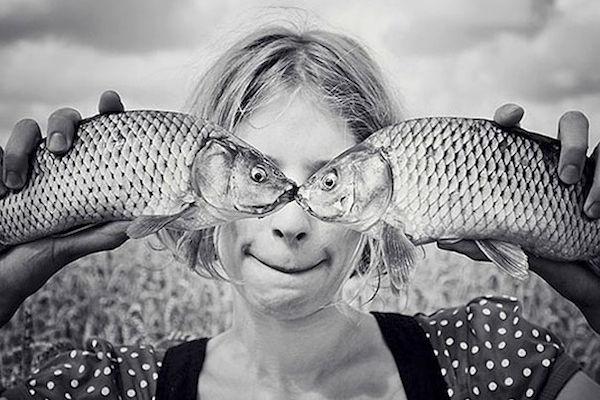 Complimenti per gli occhiali