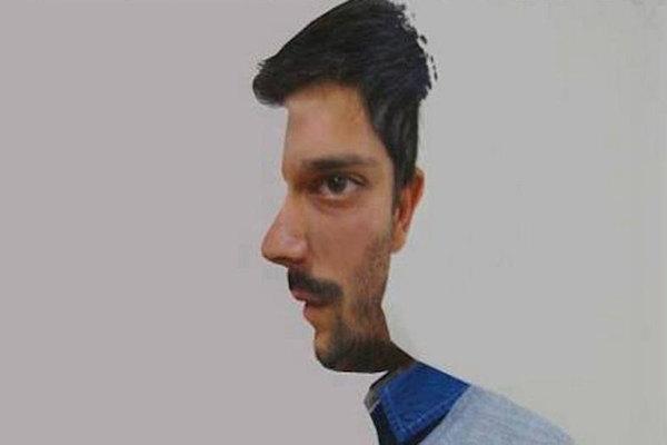 Di fronte o di profilo?