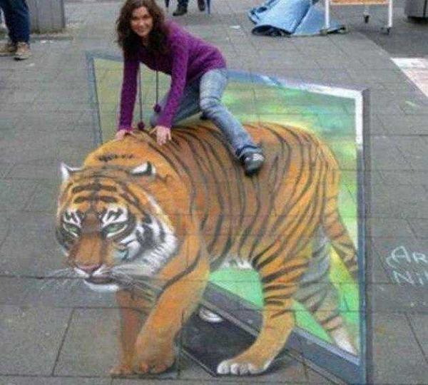 Quando l'arte incontra la realtà