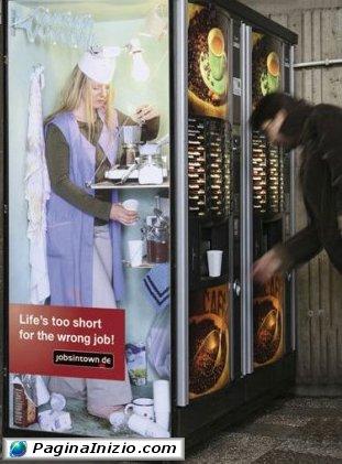 Come funzionano i distributori di caffè