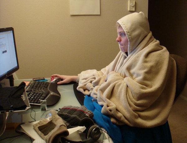 Mamma mia che freddo!