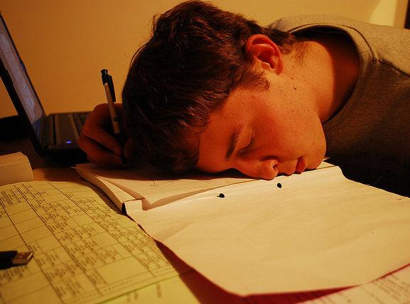 Non devo dormire, non devo dorm...