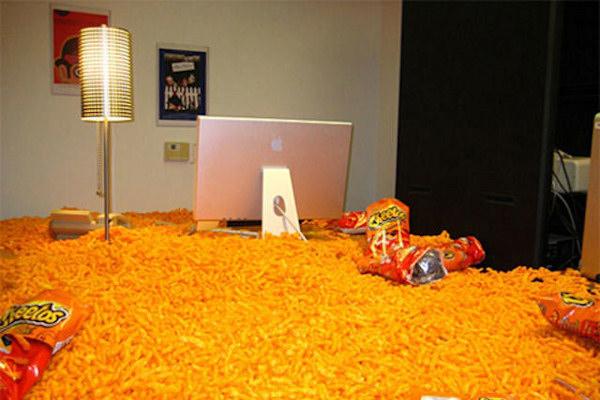 Snack in ufficio
