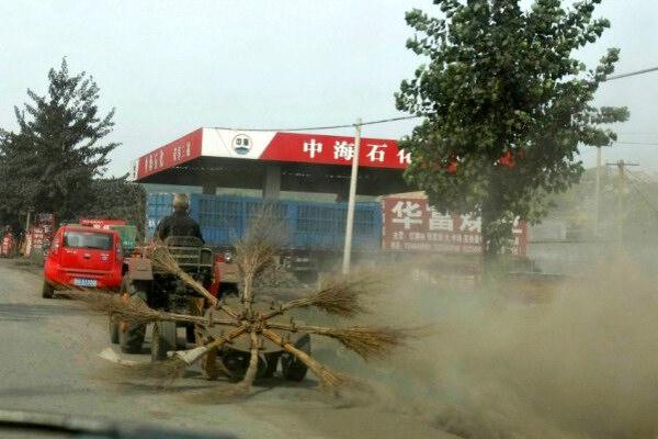 Nuovo servizio di lavaggio strade