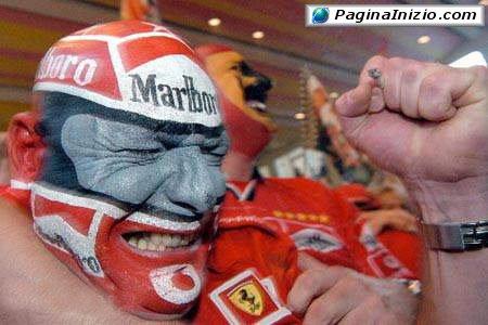 Ferrari testarossa!