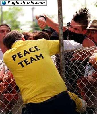 Portatore di pace!