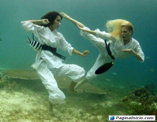 Arti marziali subacquee
