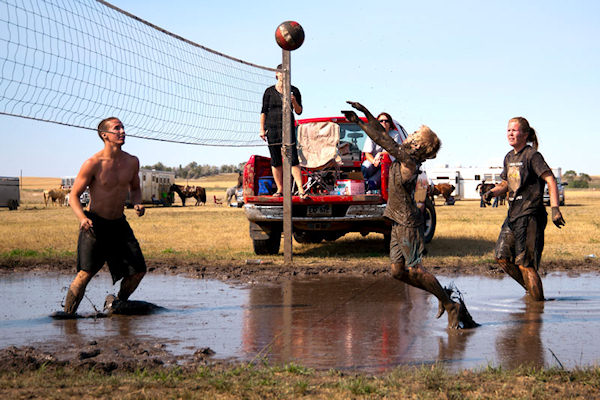 Olimpiadi del fango