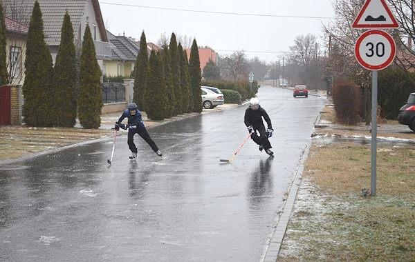 Hockey su strada