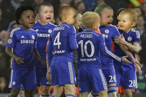 La squadra del Chelsea secondo Ibra