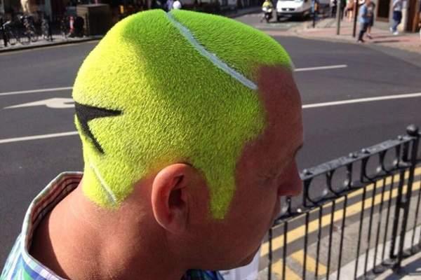 Avere il tennis in testa