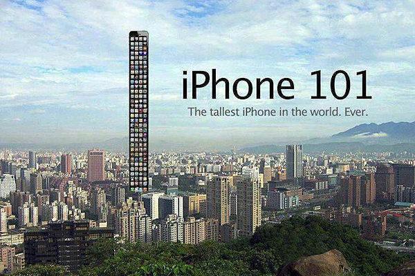 L'iPhone del futuro