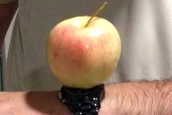 Ecco a voi l'Apple Watch!