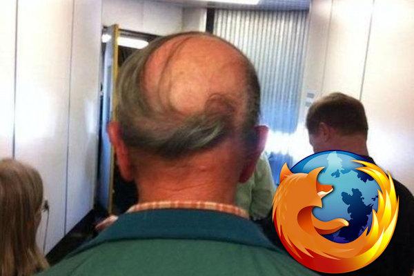 Il primo vero fan di Firefox!