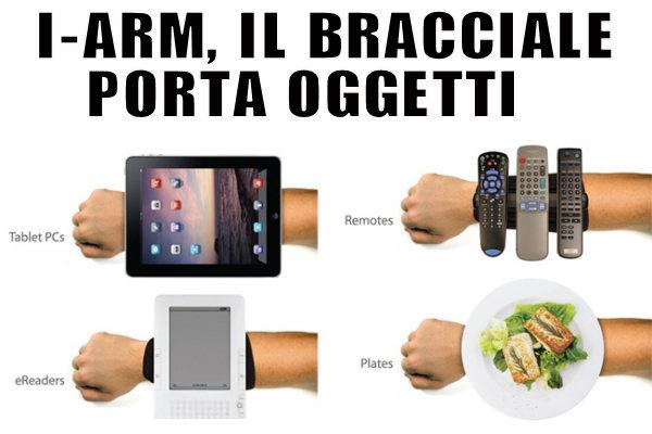 Il bracciale che semplifica la vita