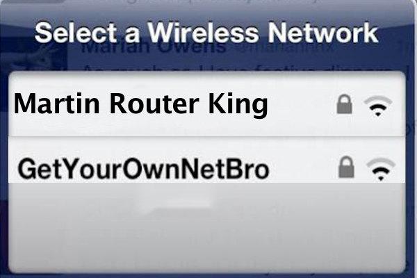Un wifi storico