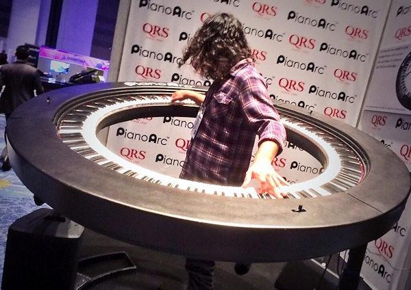 Musica a 360 gradi