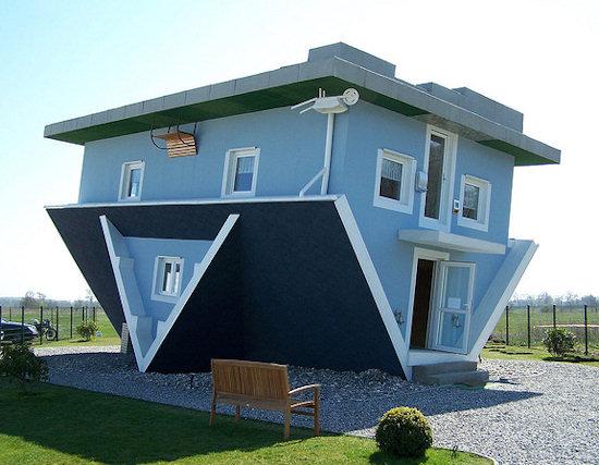La vorreste una casa così?