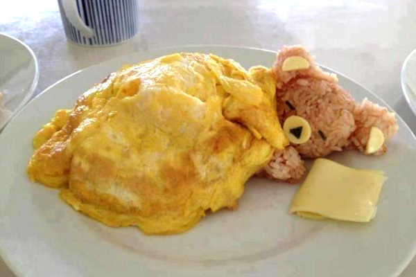 Fate silenzio, l'orsetto sta dormendo!