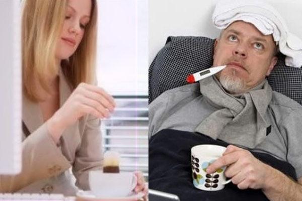 La febbre non è uguale per tutti...