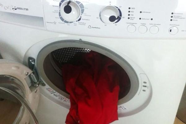 Quando la lavatrice non ha voglia di lavorare