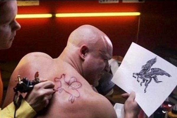 Un tatuaggio indimenticabile