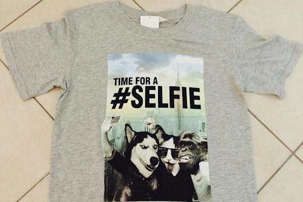 Tre due uno...selfie!