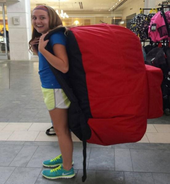 Donne e bagagli