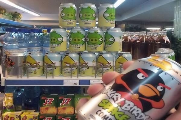 Quando si tratta di Angry Birds...