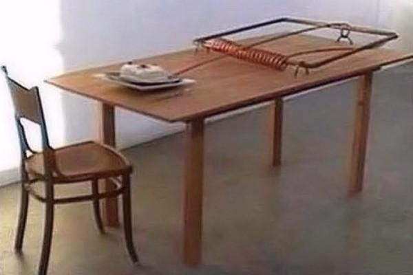 Vendesi tavolo per dieta!