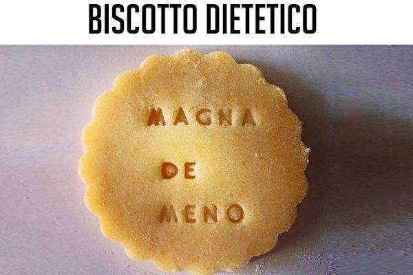 Il biscotto che ti aiuta