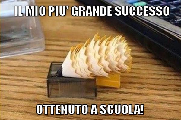 Successi scolastici