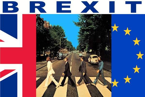 Beatles verso la Brexit