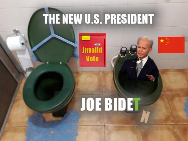 Eletto il nuovo presidente Joe Biden