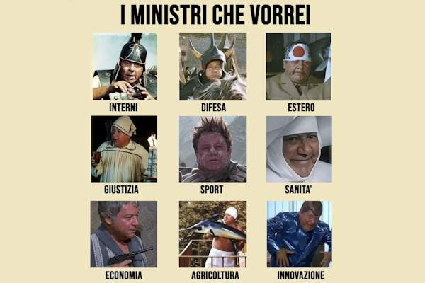 I ministri perfetti