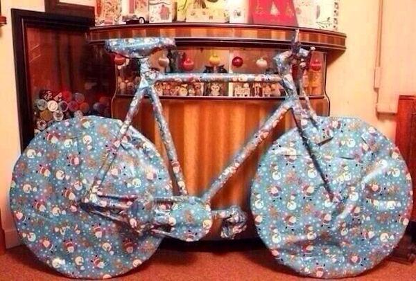 Cosa mi avrà portato Babbo Natale?
