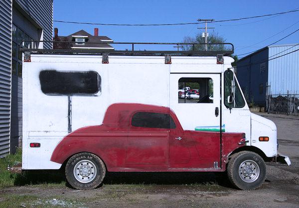 Camper o automobile?