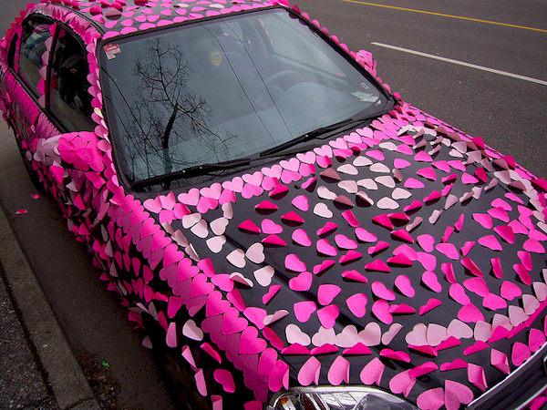 L'auto dell'amore